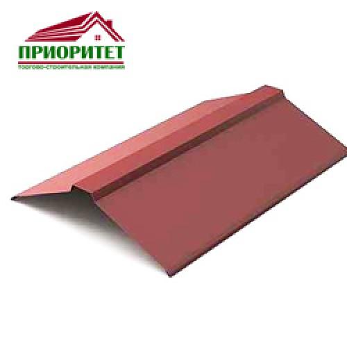 Планка конька плоского для крыши