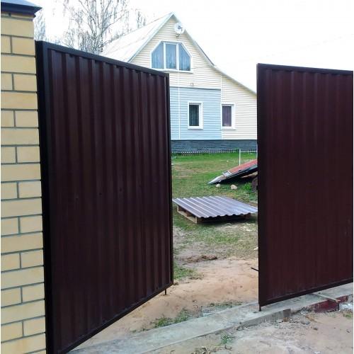 Распашные ворота Ярославль