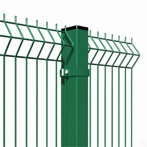 Забор сетка 3D